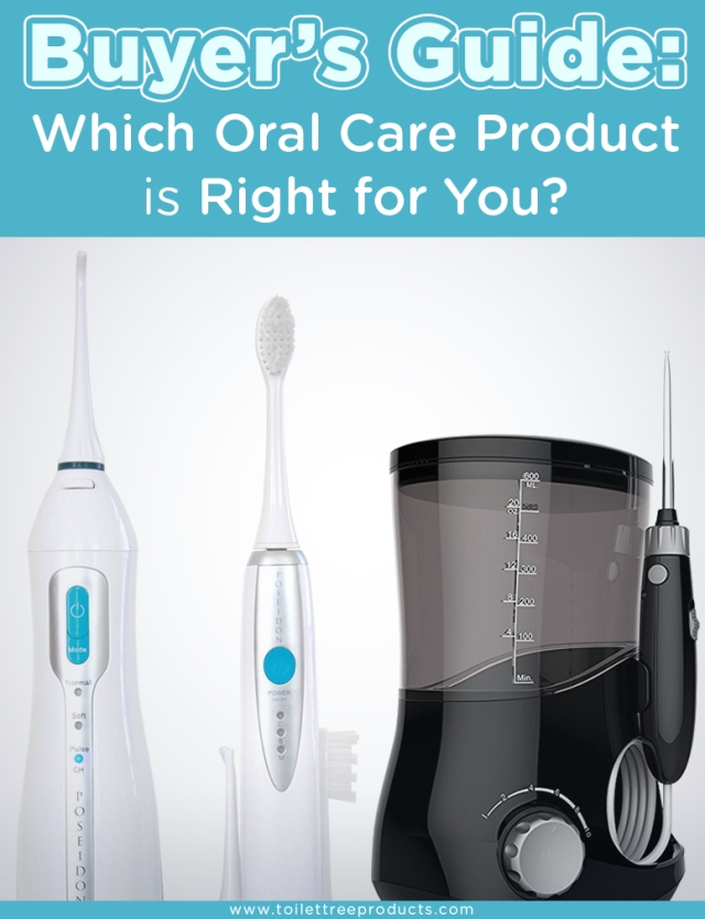 A complete buyer's guide of oral care products to help you determine which one is best for you